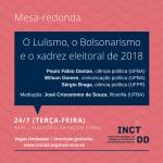 Mesa-Redonda eleições 2018